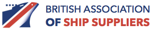 The logo of the British Association of Ship Suppliers